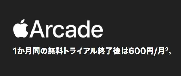 定額制600円